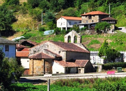 BARCENA del Monasterio (Tineo)
