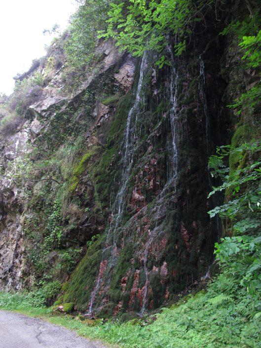 Cascada Riega de Cabañín